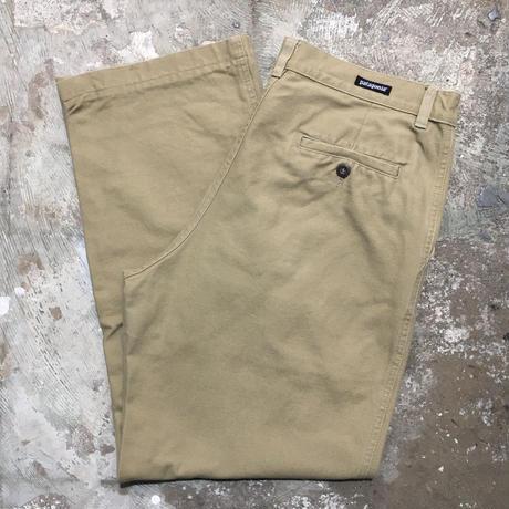 Patagonia Cotton Pants  KHAKI