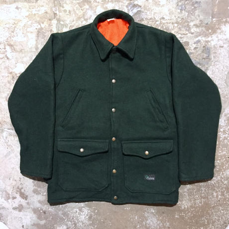 80's CADET Hunting Wool Jacket