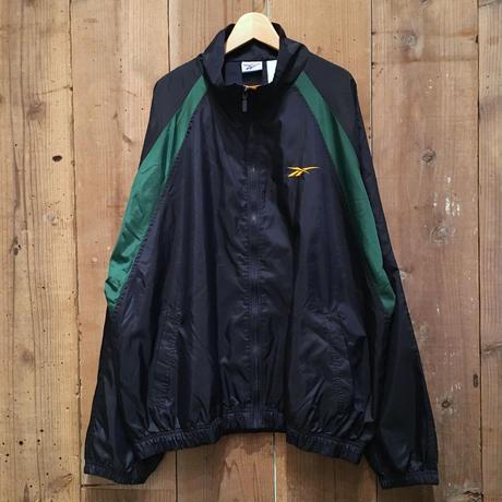 90's Reebok Nylon Track Jacket