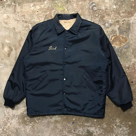 80's Birdie Boa Lined Coach Jacket