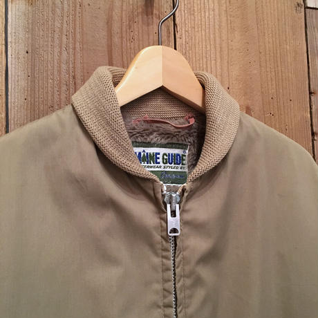 60's MAINE GUIDE The Cold Cheater Jacket
