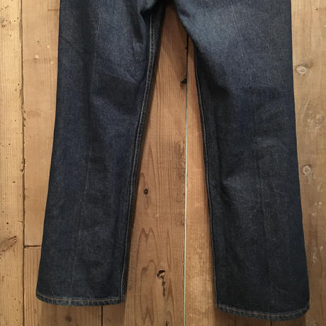 90's Levi's 517 Denim Pants W 34