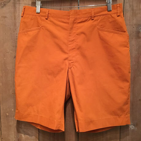 70's~ Alexander's Cotton/Poly Shorts