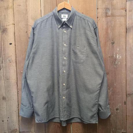90's LACOSTE Cotton B.D Shirt