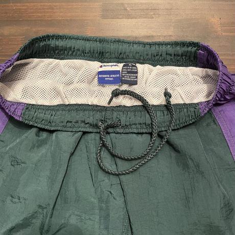 90's~ Champion Nylon Easy Shorts