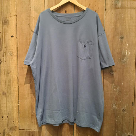 Polo Ralph Lauren Pocket Tee BLUE GRAY