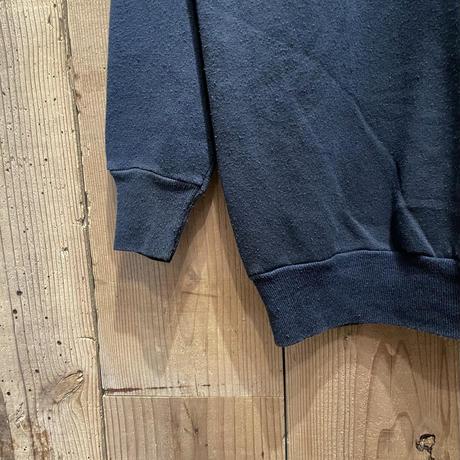 80's~  Unknown Plain Sweat Shirt