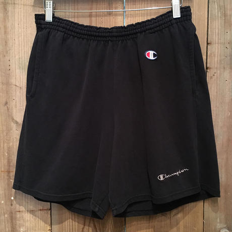 Champion Sweat Shorts BLACK L