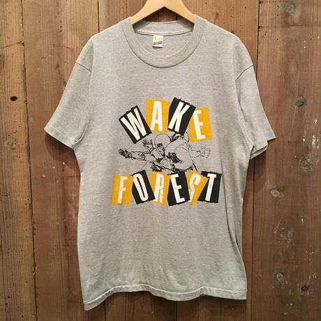 80's SCREEN STARS WAKE FOREST Tee