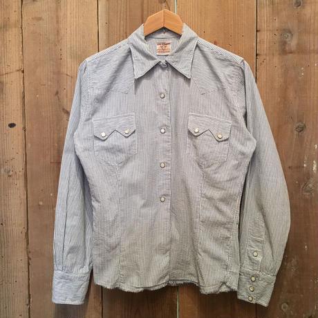 50's LEVI'S Shorthorn Western Shirt