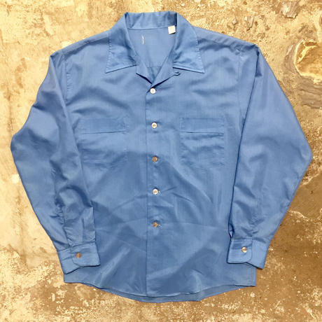 70's Unknown Open Collar Shirt