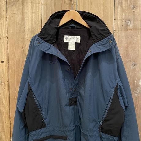 90's Columbia Pullover Nylon Jacket