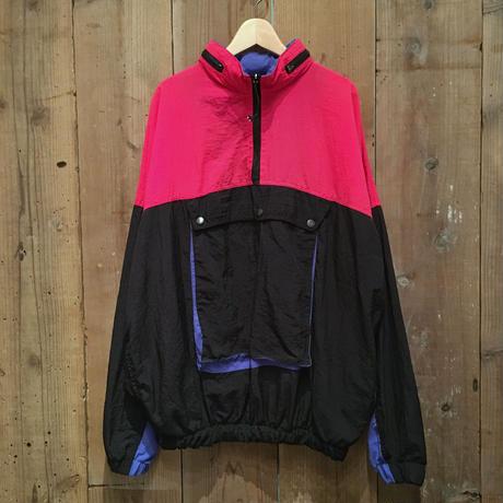 90's BB Surf Half Zip Nylon Jacket