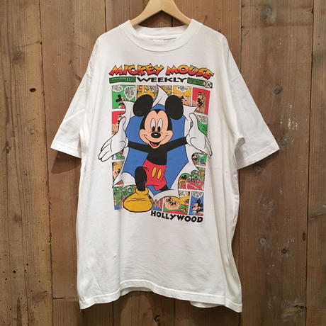 90's Sherry's Mickey Mouse Tee