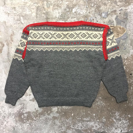 70's Unknown Nordic Sweater