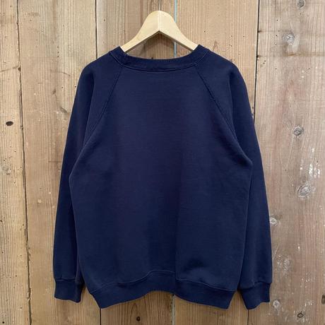 80's~ Hanes Raglan Sleeve Sweat Shirt