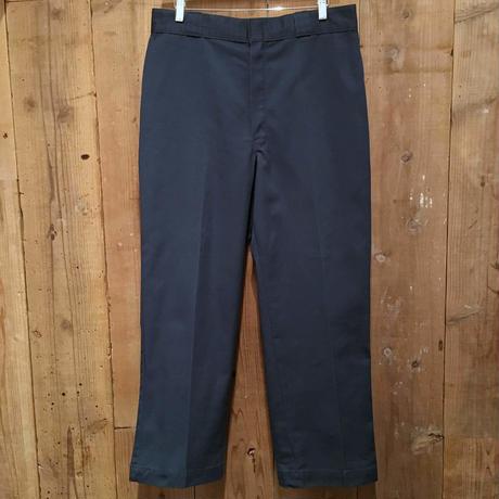 80's~ Dickies Work Pants NAVY  W : 35