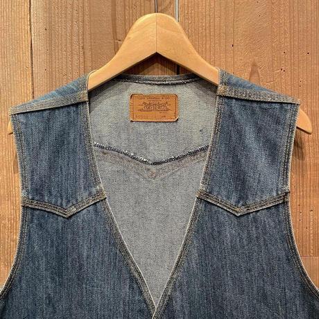 70's~ Levi's Denim Vest