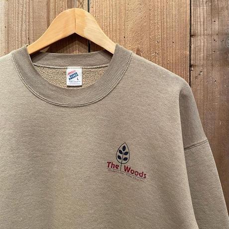 90's JERZEES The Woods Sweat Shirt