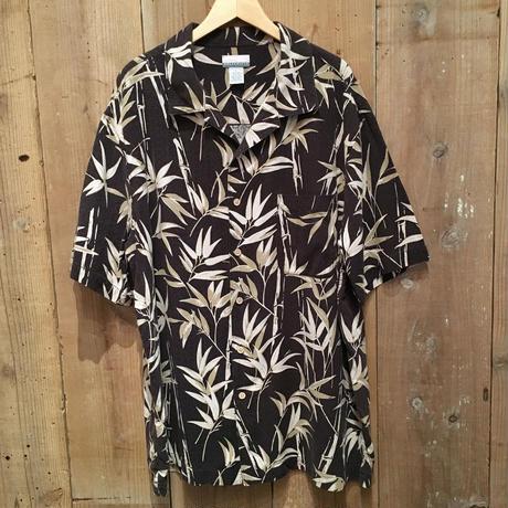 BREAKWATER Silk Aloha Shirt