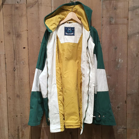 90's MEMBERS ONLY Cotton Fireman's Jacket