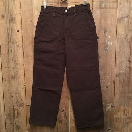 Carhartt Painter Pants BROWN   W : 31  (Dead Stock)