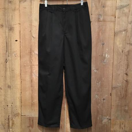 Dickies Two Tuck Work Pants BLACK W : 32