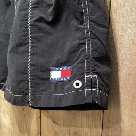 90's~ Tommy Hilfiger Nylon Easy Shorts