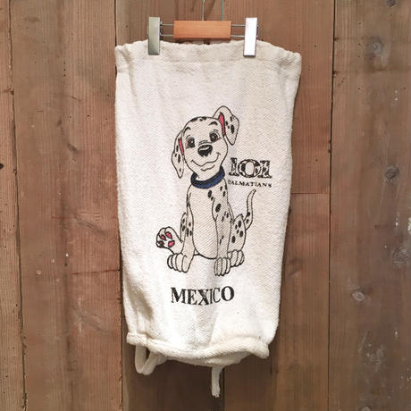 Printed Mexican Cotton bags 101