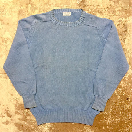 80's~ BROOKS BROTHERS Cotton Sweater
