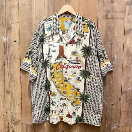80's~ reyn spooner Rayon Aloha Shirt