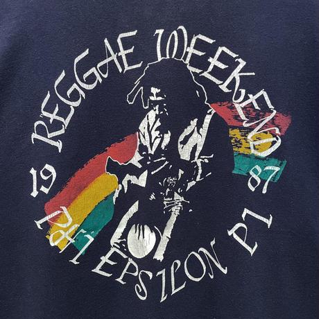 80's Russell Athletic Reggae Weekend Tee
