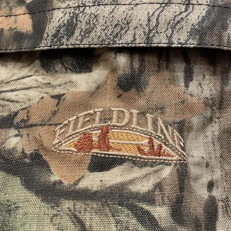 FIELDLINE Real Tree Camouflage Waist Bag
