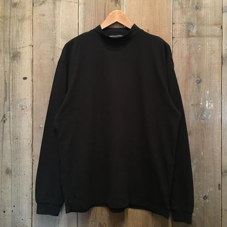 PORT AUTHORITY Mock Neck L/S Tee