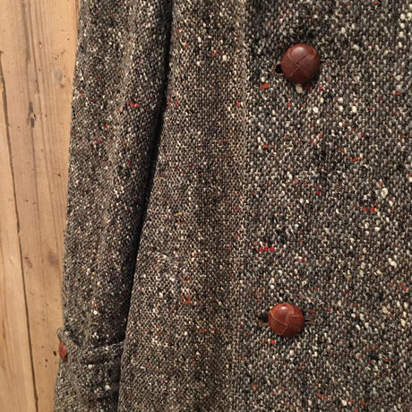 60's~ Botany 500 Wool Coat