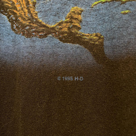 90's HARLEY-DAVIDSON Eagle Tee