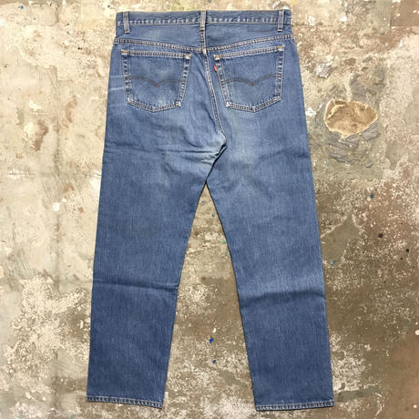 90's Levi's 501 Denim Pants W 38 #1