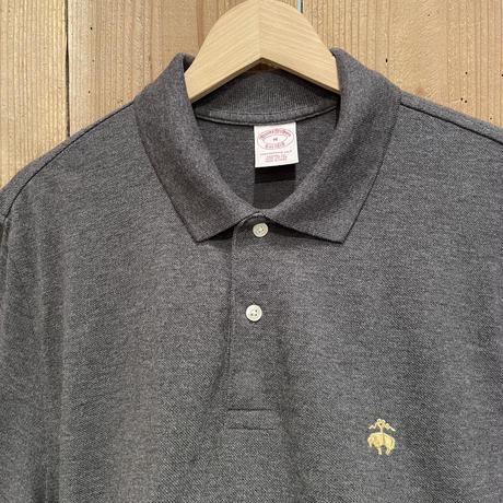 Brooks Brothers Polo Shirt CHARCOAL