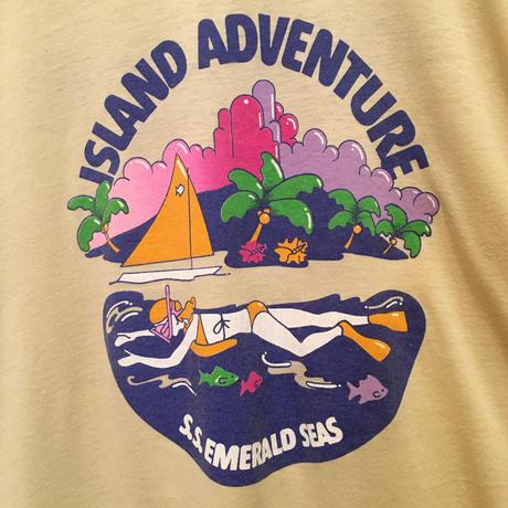 80's SCREEN STARS Snorkeling Tee