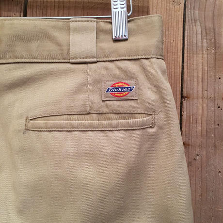90's Dickies Work Pants KHAKI W 32