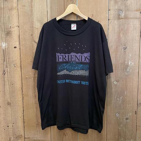 80's~ JERZEES FRIENDS Tee