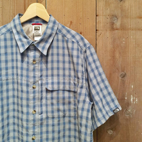 The North Face Plaid Shirt