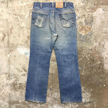90's Levi's 517 Denim Pants W : 34