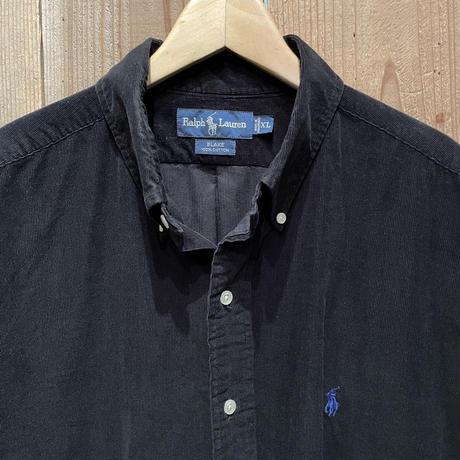 90's Polo Ralph Lauren B.D Corduroy Shirt