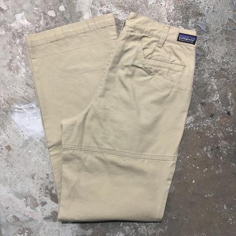 Patagonia Cotton Pants  BEIGE