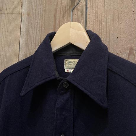 60's~ L.L.Bean Wool Shirt