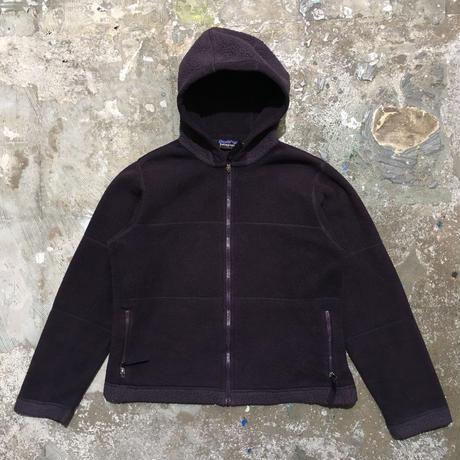 Patagonia Synchilla Fleece Hooded Jacket PURPLE