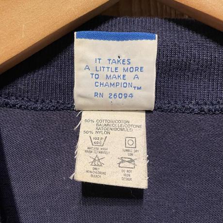 """80's~ Champion Jersey Shirt """"MICHIGAN"""""""