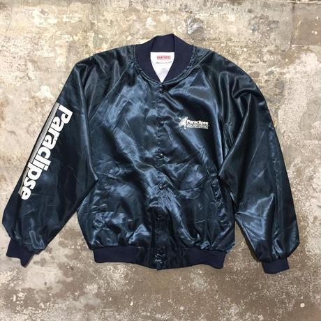 80's HARTWELL Nylon Varsity Jacket
