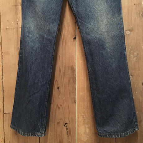 80's Levi's 517 Denim Pants W 33